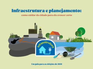 infraestrutura e planejamento